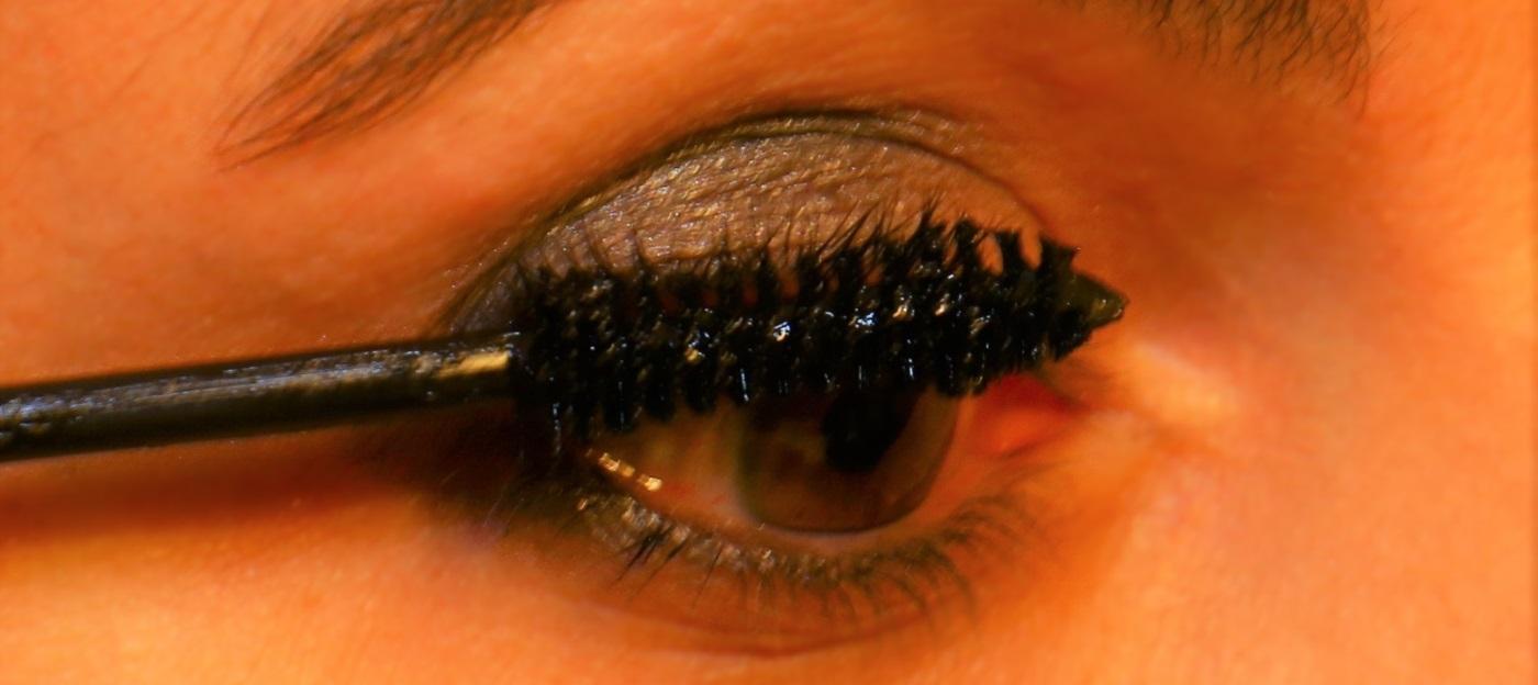 Διακριτικό Smokey eye mascara