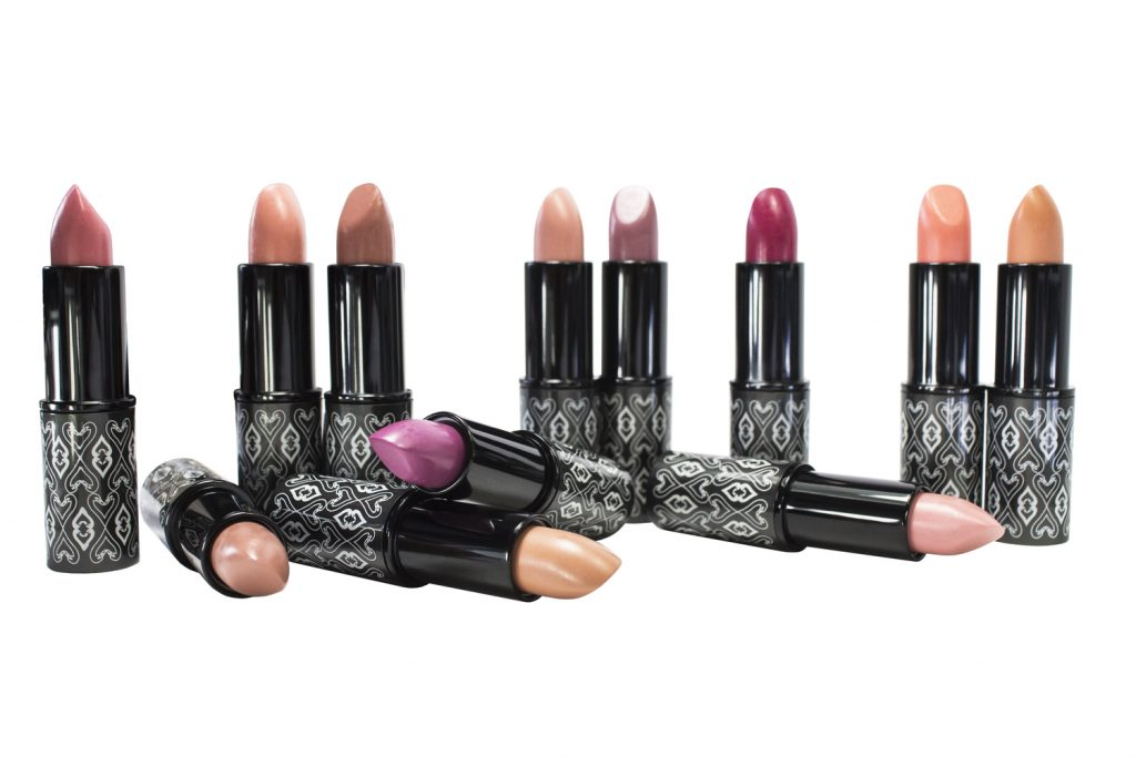 Natural Infusion matte Moisturising Lipstick Banner from Beauty Without Cruelty