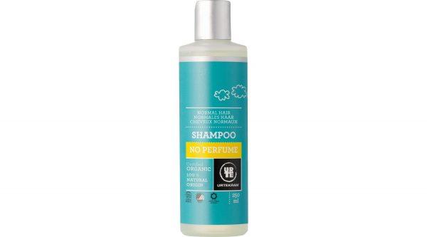 No Perfume shampoo normal hair organic 250 ml