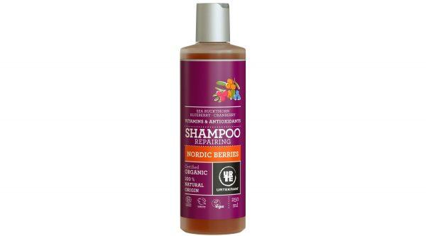 Nordic berries shampoo organic 250 ml