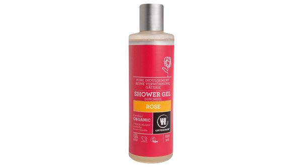 Rose shower gel organic 250 ml