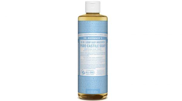 υγρό σαπούνι Καστίλλης χωρίς άρωμα
