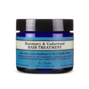 Μάσκα θεραπείας μαλλιών