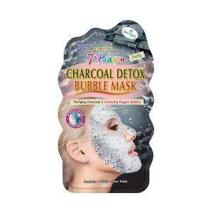 Tissue Mask με Άνθρακα