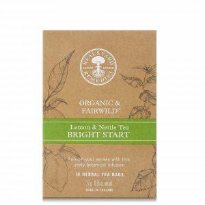 Βιολογικό τσάι Bright Start