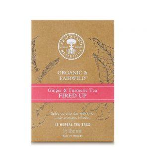 Βιολογικό τσάι με τζίντζερ